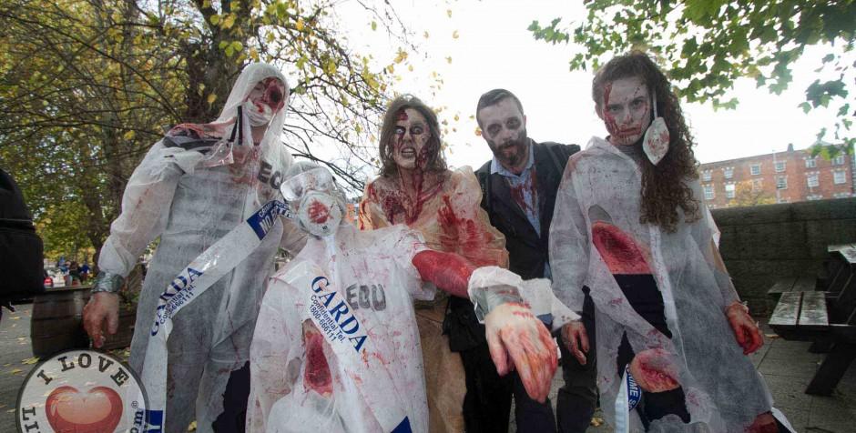 PHOTOS Outbreak Zombie Festival 2014