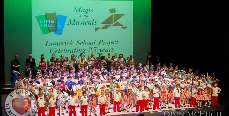 PHOTOS – Limerick School Project Magic of the Musicals