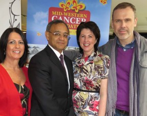 The Butterfly Ball 2015 press launch at the George Boutique Hotel