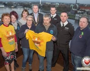 Pieta House Limerick Darkness into Light 2016 Launch