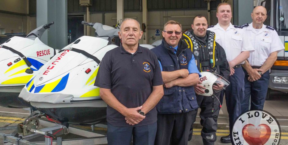 Limerick Marine Search and Rescue Service celebrate 30 years of service for the people of Limerick