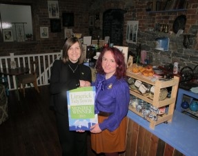 Tidy Towns Monthly Award goes to Stormy Teacup