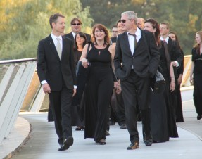 The Limerick based Irish Chamber Orchestra to perform throughout Ireland before embarking on a tour across the US.