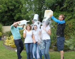 Ice Bucket Challenge launches the Limerick Bridal Ball