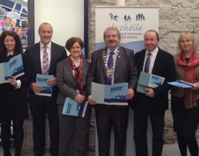 The Launch of Le Cheile Restorative Justice Project