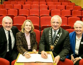 Limerick City and County Council and Lime Tree Theatre Agreement
