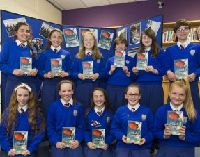 Mash of Memories Book published by Limerick primary students