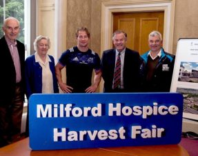 Milford Hospice Harvest Fair 2016
