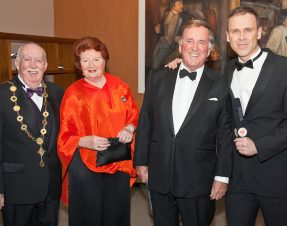 Terry Wogan Sports Scholarship launched at UL