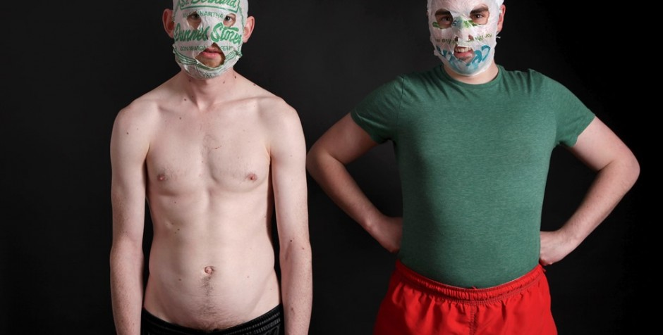 The Rubberbandits at Limerick's Lime Tree on May 23