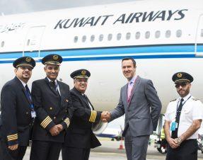 Kuwait Airways Shannon service launched June 24