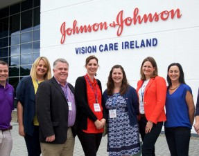 Vision Care Ireland organises fundraisers throughout the city
