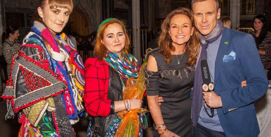 VIDEO – Limerick International Fashion Student Awards 2014