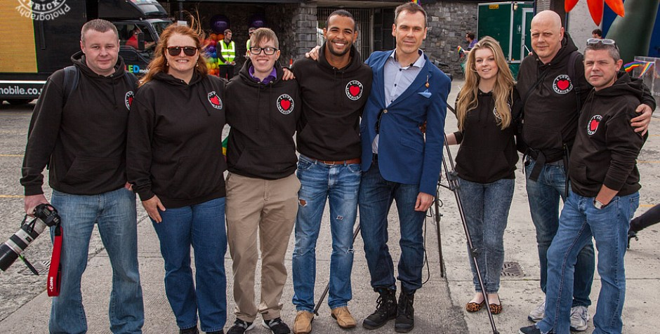 PHOTOS – Limerick Pride Parade 2014 & After Party