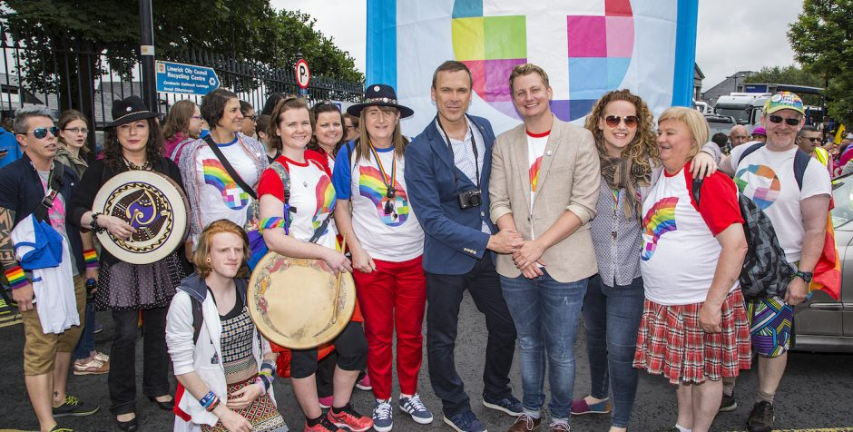 PHOTOS & VIDEO – Limerick LGBTI Pride Festival 2016