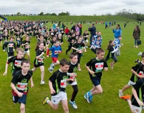 Limerick Kids Run 2015 in Memory of Aaron O Flaherty