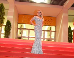 Judy Fitzgerald Limerick beauty returns home from Cannes Film Festival.