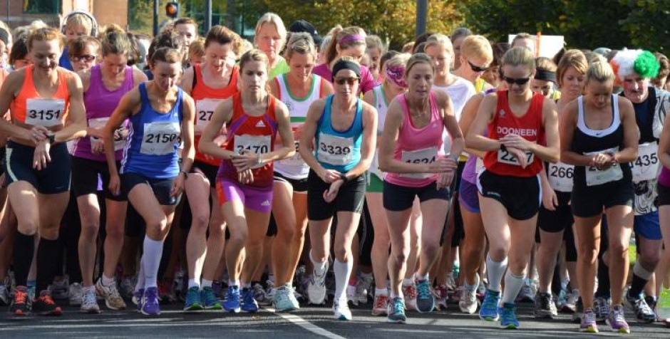 Limerick Women's Mini Marathon 2014