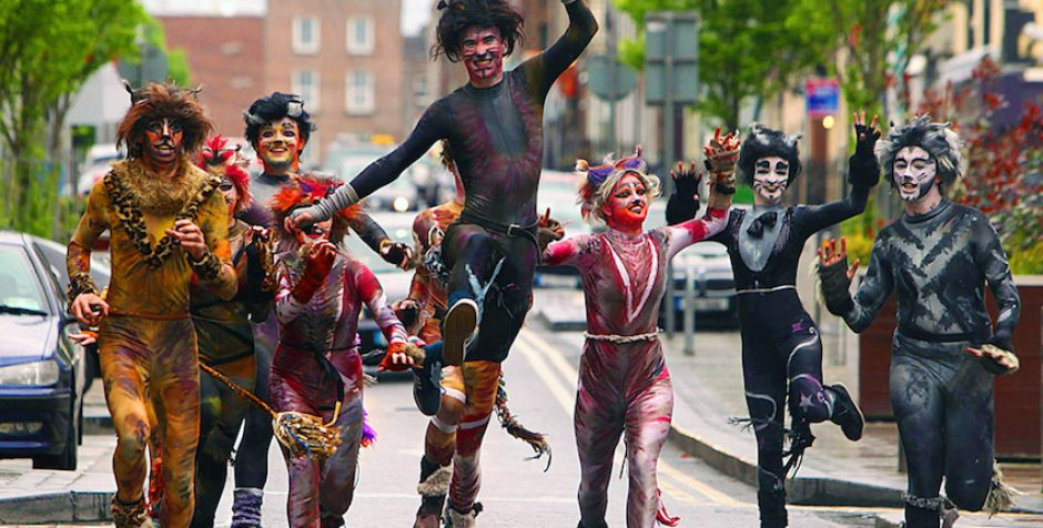 Tiger TomCat Limerick Street Festival 2016