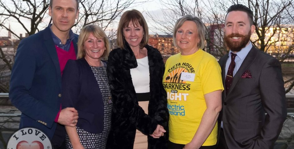VIDEO – Limerick launch Darkness into Light fundraising event for Pieta House