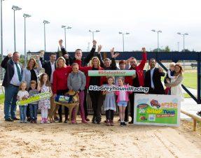 Limericks Live 95FM creates evening for kids with Limerick Greyhound Stadium