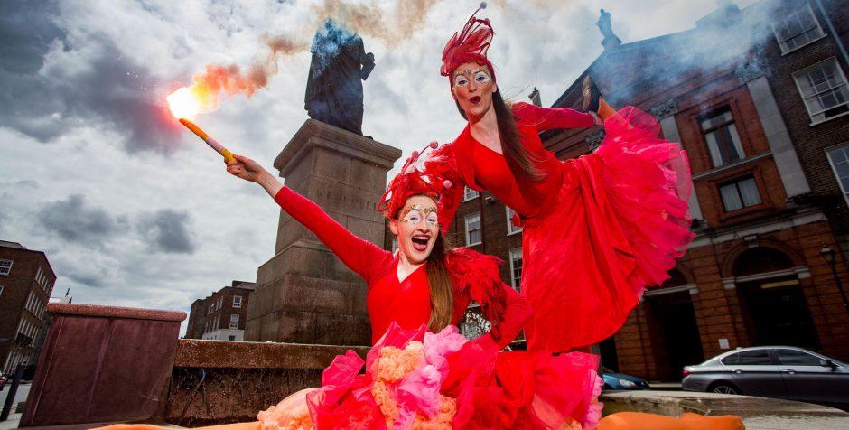 European Capital of Culture Limerick 2020 bid Street Party