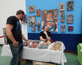 Limerick Gaming Anime convention Brocon 2016