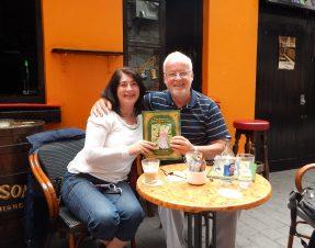 Limerick Author Returns Home