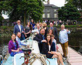 Pat Lawless solo circumnavigator website launch