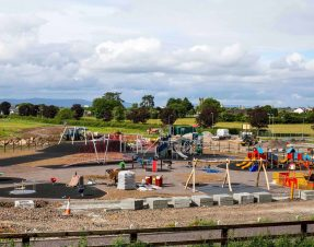 Limerick inclusion park showing signs of progression