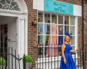Blue Velvet opens in Catherine Street