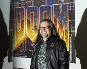 DOOM Programmer Speaks to sell out crowd in Lero