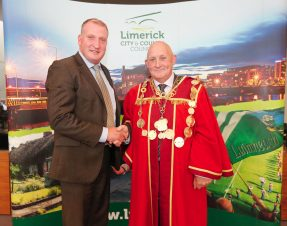 New Limerick Mayors elected for 2016