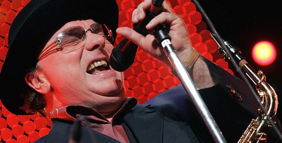 Van Morrison plays Limerick Jazz Festival