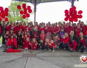 Reds4Veds tribute to Amanda Corbett