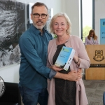 BNest Incubator Programme 2018/2019 was launched on September 5 at the Nexus Innovation Centre in the University of Limerick. Pictured are Richard Lynch, ilovelimerick and Kate Sheehan, Fundraising and Development of St. Gabriels Limerick. Picture: Richard Lynch/ilovelimerick