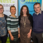 Pictured at the BNest Workshop at the Bank Of Ireland Workbench on Tuesday, February 20, were Kasia Zabinska, Bnest,