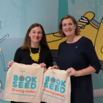 Pictured at the launch of BookSeed, an initiative which will give free books to babies in Limerick City and County. Picture: Orla McLaughlin/ilovelimerick.