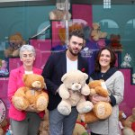 Brown Thomas Gifting Bear campaign for Childrens Grief Centre and St Vincent De Paul Limerick. Picture: Orla Mc Laughlin/ilovelimerick