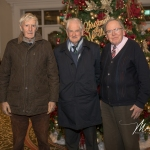 Joe Heffernan, David Cahill and Pat Dalton, Newcastle West, were pictured at the Burial Ground Awards at Fitzgerald's Woodlands House Hotel and Spa, Adare