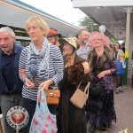 Mini-festivals for celebrating the 160th anniversary of Castleconnell train station take place on August 28. Photo: Baoyan Zhang/ilovelimerick