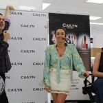 Cailyn Ireland counter launch at Shaws, Crescent Shopping Centre, Limerick with Richard Lynch, ilovelimerick, make up artist Michelle Regazzoli Stone, fitness expert Leanne Moore and style . Picture: Zoe Conway/ilovelimerick 2018.