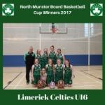 Limerick Celtics U16 (1)