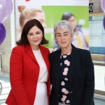 Pictured at the promo for the Children's Grief Centre Children and Loss Conference 2019 in Limerick Institute of Technology are Niamh Hourigan, lecturer at UCC, and Sr Helen Culhane, founder of the Children's Grief Centre. Picture: Conor Owens/ilovelimerick.