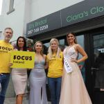 Pictured at the Ciara's Closet August Fundraising Initiative for Focus Ireland. Picture: Conor Owens/ilovelimerick.