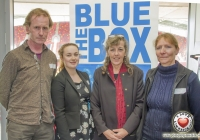 4811 Austin Creaven, Maria Blackwell, Bernadett Kenny and Atonia Browne of The Blue Box