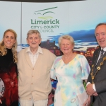 Civic Reception in honour of Joy Neville, World Rugby Referee of the Year. Picture: Zoe Conway/ilovelimerick 2018. All Rights Reserved.