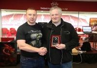 Warhammer Fantasy Battle 1st Dave Moore & winner Sean Walsh