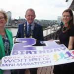 Pictured at the launch of the Cook Medical Women's Mini Marathon 2019 at the Limerick Strand Hotel. Picture: Marie Hourigan/ilovelimerick.