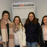 Pictured is the Cork Heats for Ireland's Young Filmmaker of the Year Awards 2019 for Fresh Film Festival at the Triskel Arts Centre. Picture: Conor Owens/ilovelimerick.